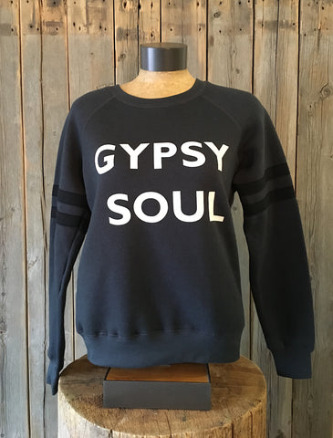 Gypsy Soul ~ Arrow and Axe Sweatshirt