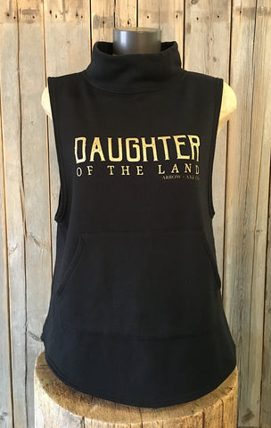 Daughter Of The Land ~ Arrow and Axe Women's Fall Sweatshirt