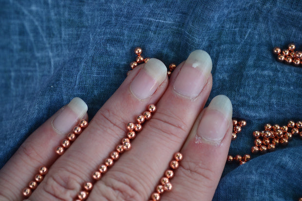 European Copper Cleaning Beads