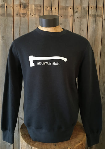 Mountain Made ~ Arrow & Axe Bamboo Sweatshirt