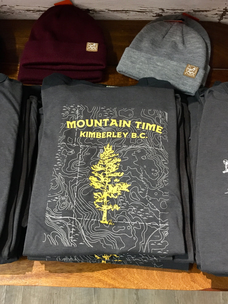 Mountain Time  ~ Mens Short Sleeve