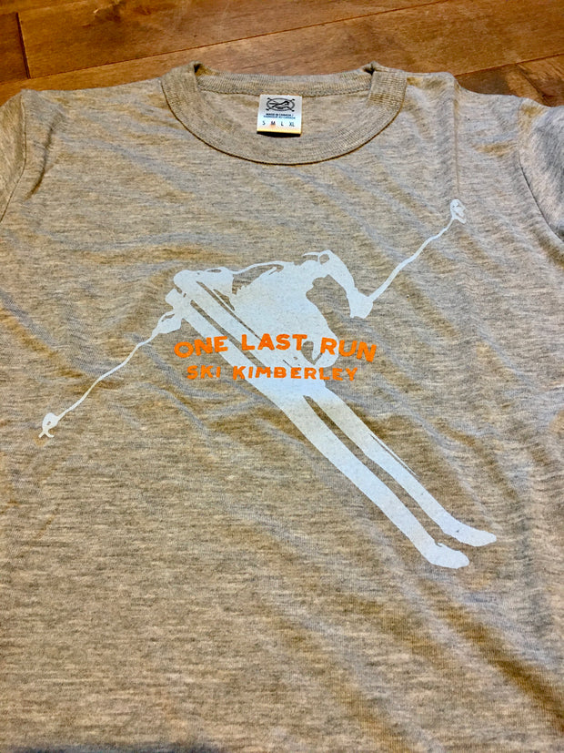 Ski Kimberley ~ *NEW Arrow and Axe Kids and Youth T-shirt