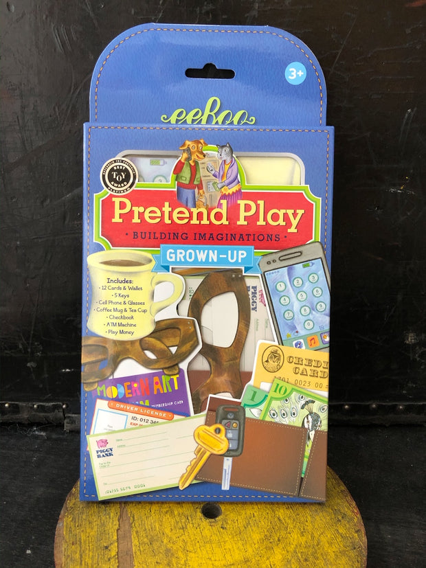 Pretend Play Grown Up