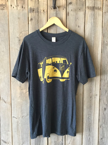 Arrow and Axe VW Camper Van Surf - Short Sleeve