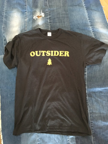 Outsider ~ Mens Short Sleeve