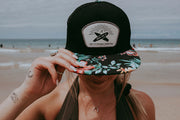 Hawaiian series hat - Lost in the right Direction