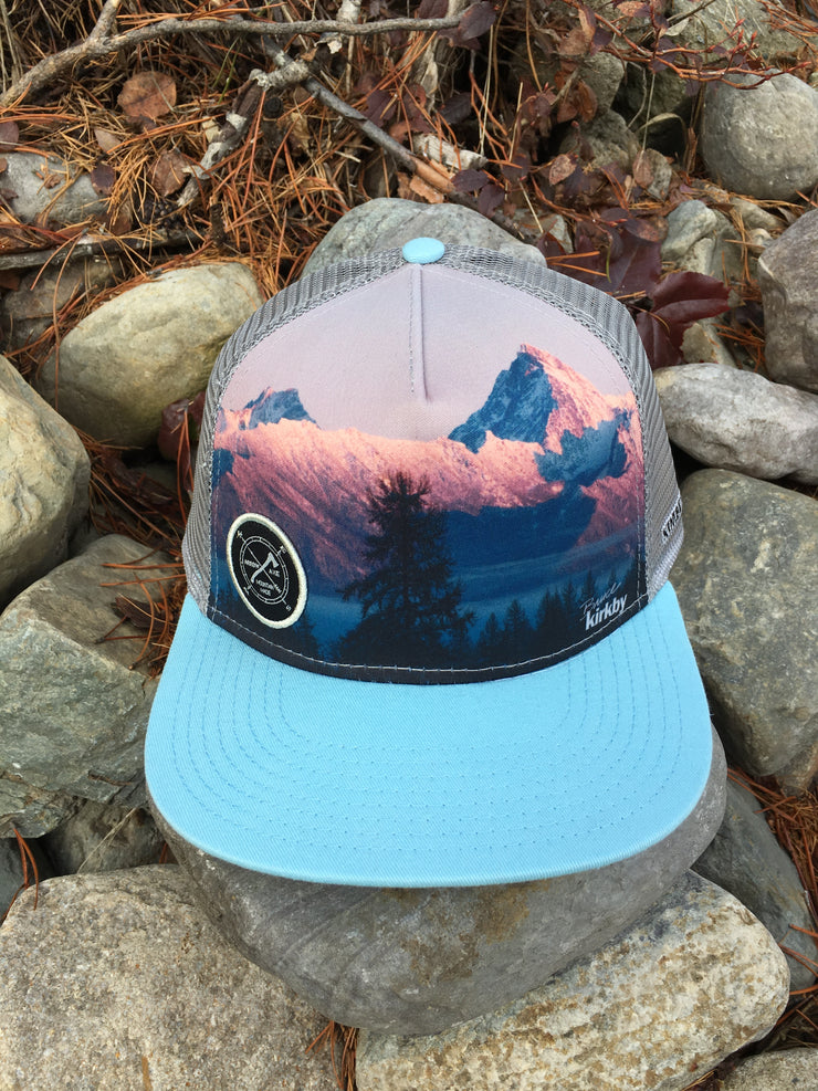 Bruce Kirkby Photography Trucker Hat Collection