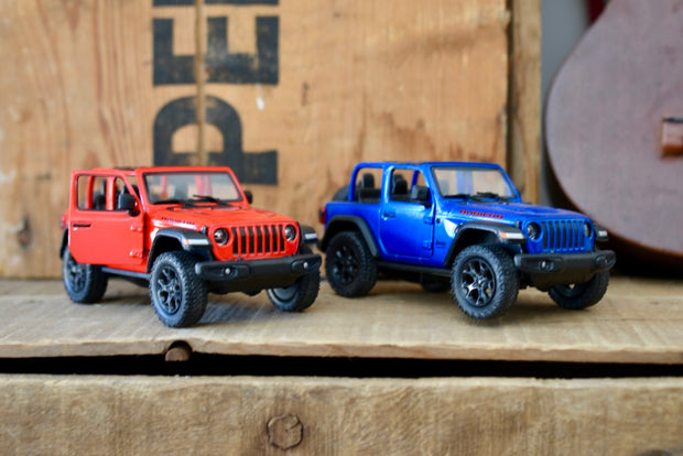 Die Cast Jeep