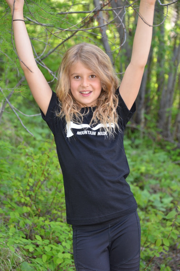 Mountain Made ~ Arrow and Axe Kids and Youth T-shirt