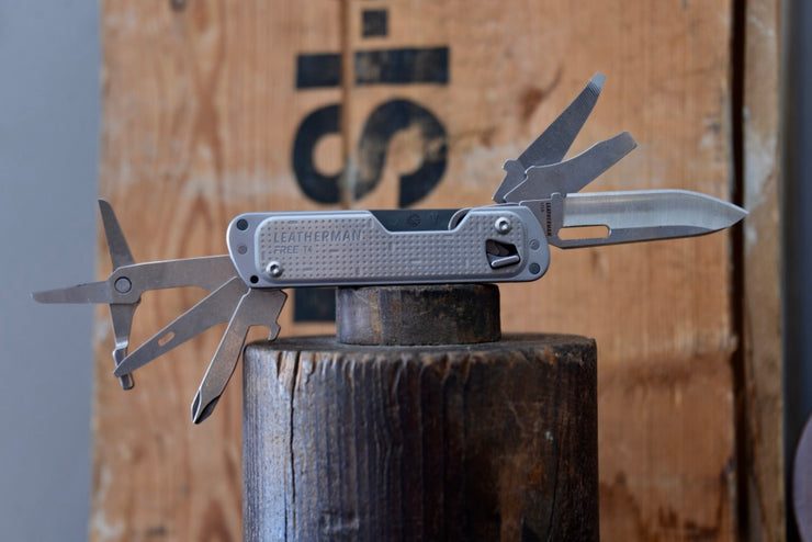 Leatherman Free Series T4