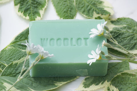 Cascadia Woodlot Soap