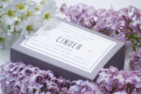 Cinder Woodlot Soap