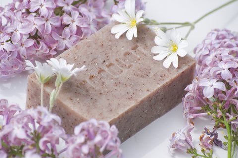 Flora Woodlot Soap