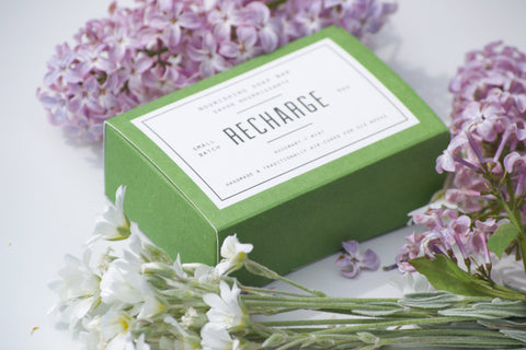 Recharge Woodlot Soap