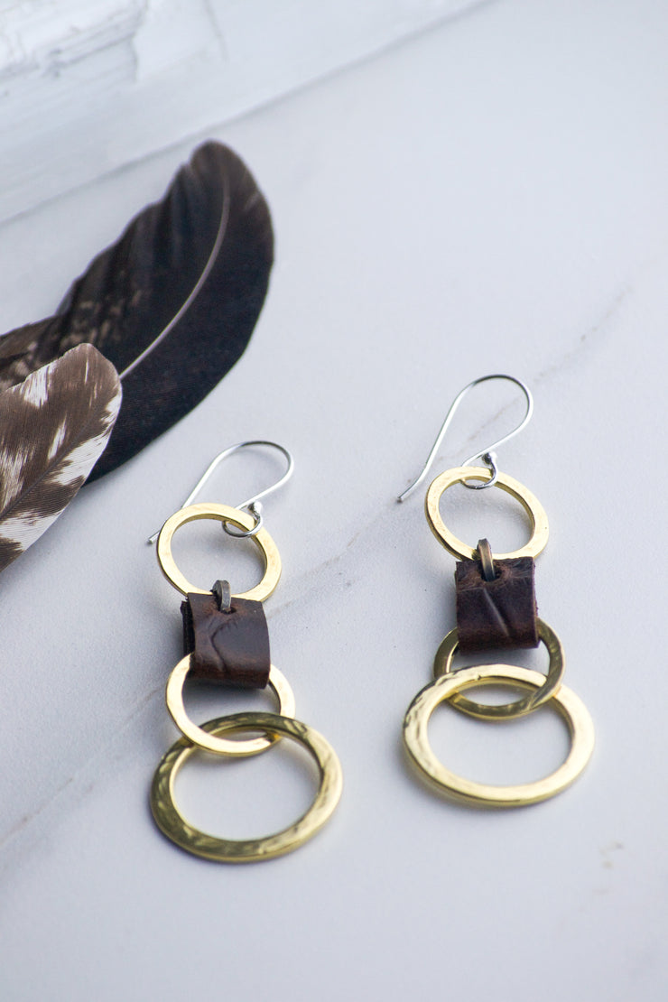 Traveller Earrings