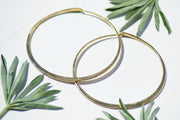 Large Lola Gold Hoops