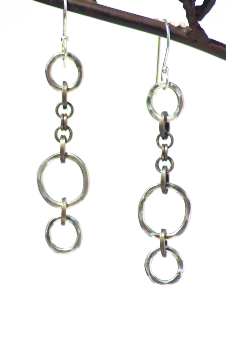 Dusty Dangle Earrings