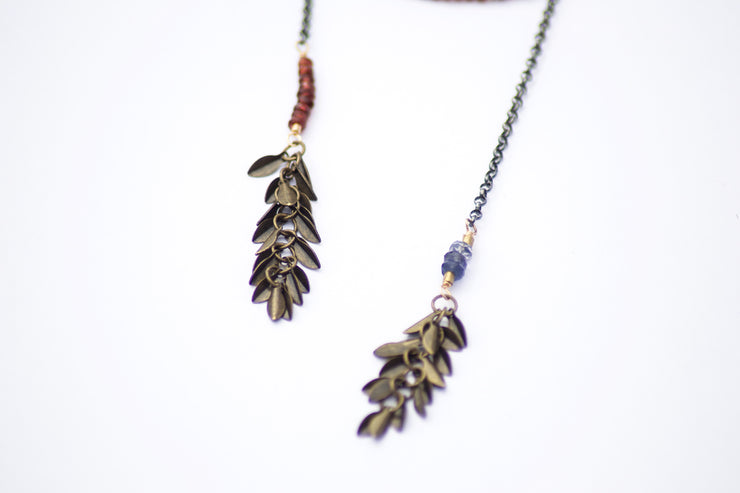 Feather and Gem Wrap