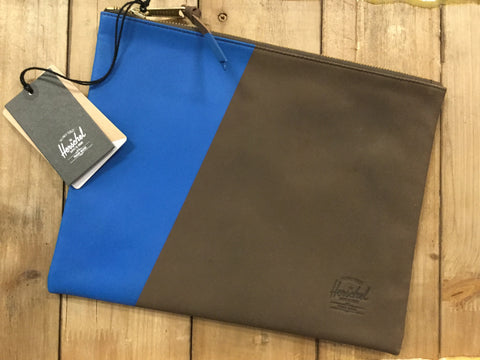 Herschel Network Pouch Large Leather