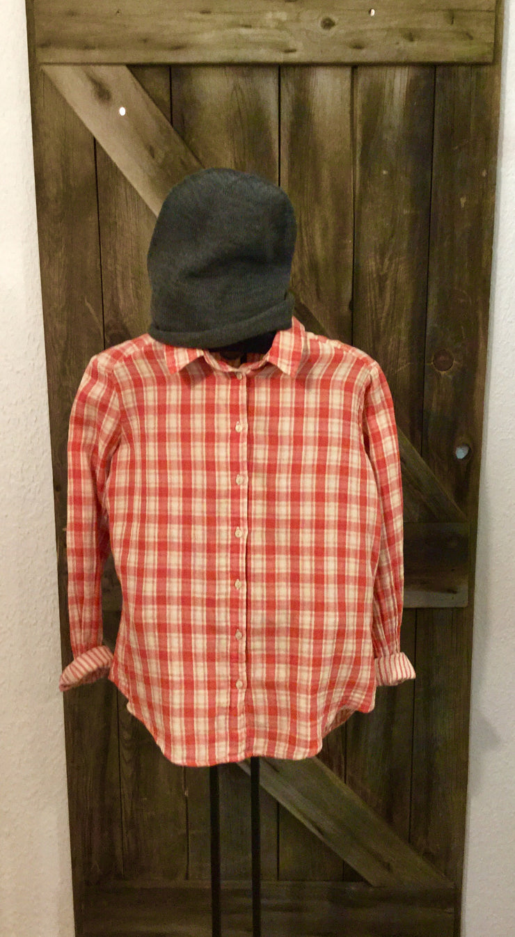 White Crow Flannel