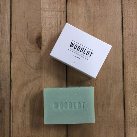 Woodlot ~ Cascadia Soap