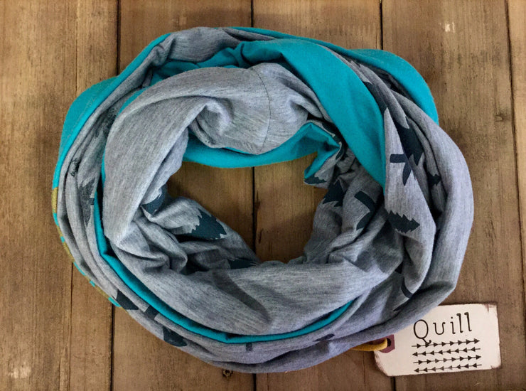 Quill Textiles Infinity Scarf
