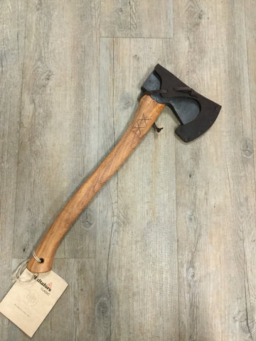 Hultafors: Hunting & Bush Axe - Premium series