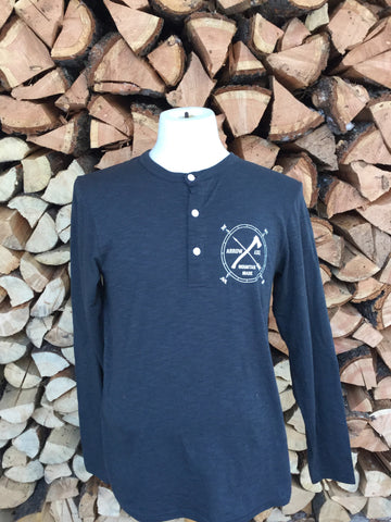 Arrow & Axe Long Sleeve