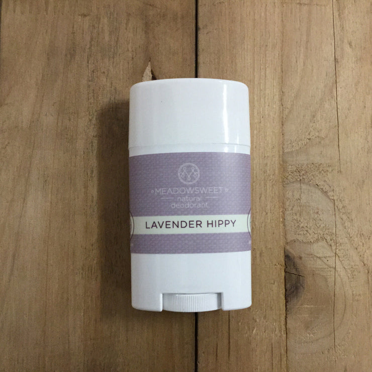 Meadowsweet Wellness Natural Deodorant: Lavender Hippy