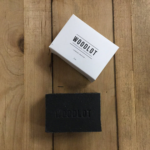 Woodlot ~ Charcoal Soap