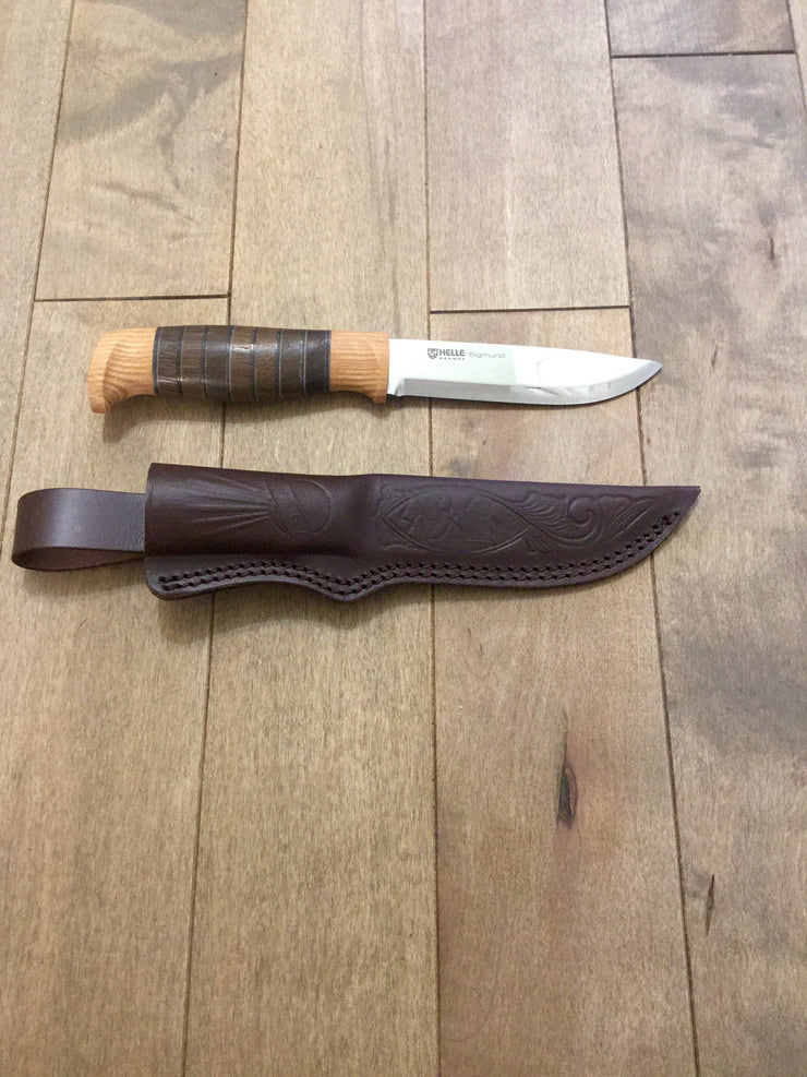 Helle Knives (Helle Sigmund) - Made in Norway