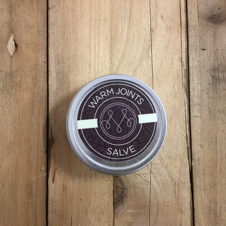 Meadowsweet Wellness: Warm Joints Salve