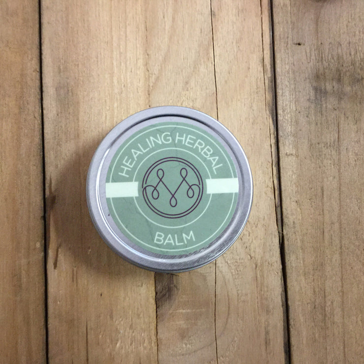 Meadowsweet Wellness: Healing Herbal Balm