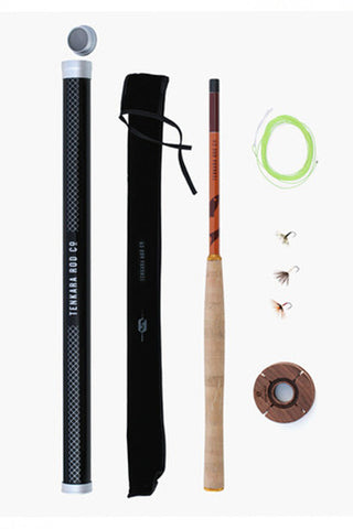 Sawtooth Tenkara Rod