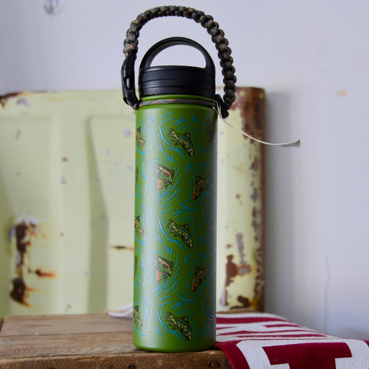 Fish Themed Water Bottle