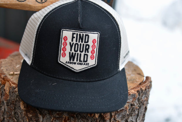 Find your Wild - Hats