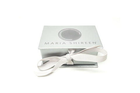 Purity Silver - Adjustable Hair Tie Bracelet - Maria Shireen