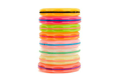 Neon Miniz Hair Tie Bangle Kids