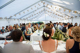 Wedding marquee idea