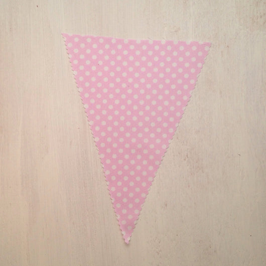 Bright Pink Dot Flag