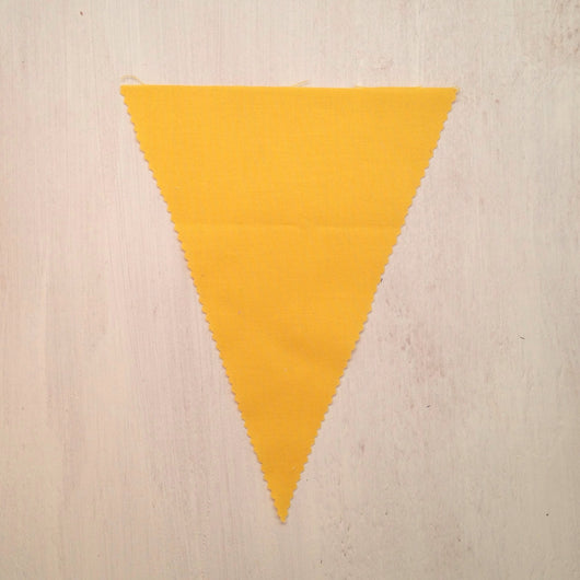 Dark Yellow Flag