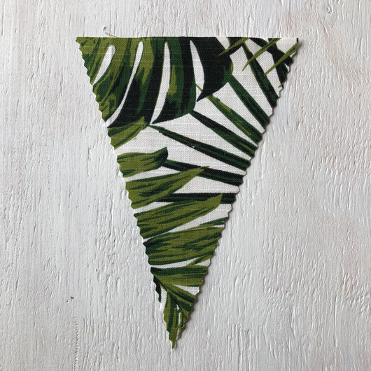 Palm Leaf Flag