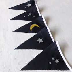 Starry Night Bunting