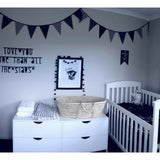 Black & White Baby Room NZ