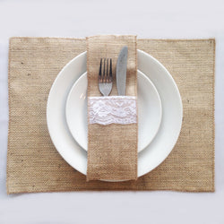 Hessian Placemat