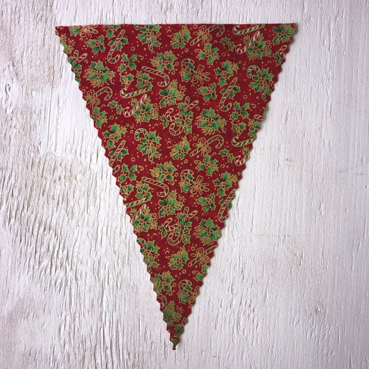 Red Holly Flag