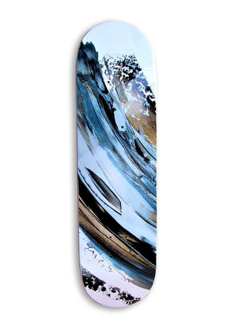 Abstract Skateboard Deck,  DKD-HD1-EX