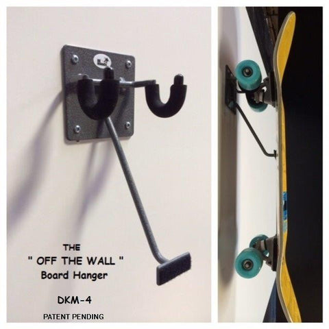 "DKM-4. The ""Off the Wall"""
