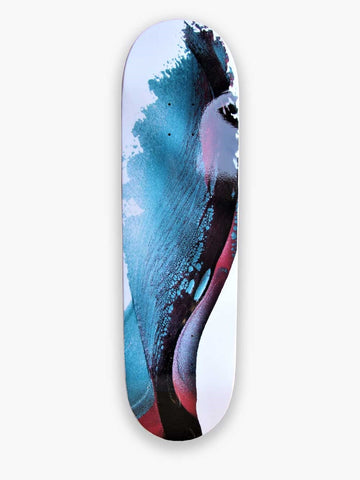 Abstract Skateboard Deck,  DKD-HD4-EX