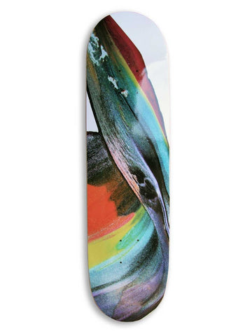 Abstract Skateboard Deck,  DKD-HD5-EX